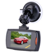 Wholesale car camera driving video recorder for sale - Group buy New Inch DVR G30 Full HD P Driving Camera Video Recorder Dashcam With Loop Recording Motion Night Vision G Sensor