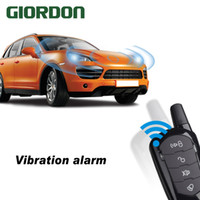 Wholesale phone control car resale online - One key of mobile phone control car can start the anti theft system and the mobile phone can start vibration alarm function