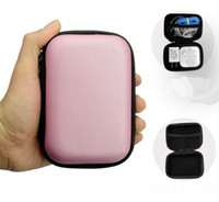 Wholesale storage phone cases online – custom Digital Storage Bag Data Cable Zipper Bags Earphone Package Case Mobile Phone Charger Organizer Sundries Travel Storage Bag WZW YW3892