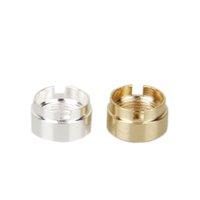 Wholesale vape magnets resale online - Kangvape Magnetic Connector Thread Adaptor Ring for Thick Oil Vape Cartridges fit Box Mod Batteriy TH Magnet Connector