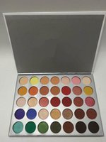 Wholesale silver eye shadow for sale - Group buy IN Stock Hot Color Eye Shadow Palette color Eyeshadow Palette Silver J H Palette Makeup High Quality DHL