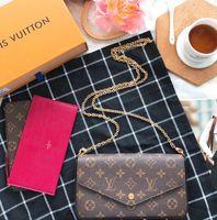 Wholesale newest design fashion shoulder bags resale online - LOUIS VUITTON Newest LUXURY Bags Fashion women Design Shoulder bags High quality brand bag