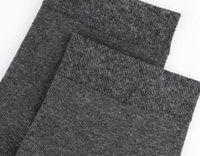ingrosso calze spesso-Solida e spessa Calzino casuale media lunghezza autunno biancheria intima Abbigliamento