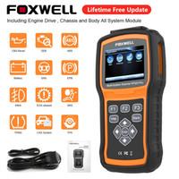 escáneres srs al por mayor-Herramienta FOXWELL NT520PRO OBD2 Escáner de diagnóstico Sistema ABS ABS SRS EPB EPB