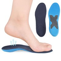 Wholesale sports insoles basketball resale online - Sports Orthopedic Insoles Insoles For Shoes Flat Foot Arch Support Corrector Breathable Running Basketball Shoe Cushion