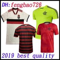 94f5e58fa82 19 20 thailand quality font CR Flamengo 2019 20 soccer jersey Flamenco home  Camisa de futebol GUERRERO DIEGO football shirt maillot