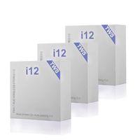 bluetooth сотовый телефон наушники оптовых-Беспроводные наушники Bluetooth i12 TWS V5.0 Стерео-наушники для мобильных телефонов Спортивные наушники с защитой от пота Touch Touch Портативные наушники для смартфонов