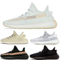 Wholesale Beluga V20 Breds Semi Frozen Yellow Blue Tint Zebra Copper Olive Green Cream White Kanye West Running Shoes Designers Sneakers