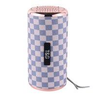 haut-parleur portable bluetooth tf card sd achat en gros de-Haut-parleur stéréo sans fil Bluetooth 4.2 colonne Super Bass 10W Hifi Soundbox haut-parleur portable en plein air avec fonction de lecture sur carte SD TF