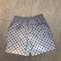 xxl erkekler mayo toptan satış-2019 Toptan Yaz Moda Şort Yeni tasarımcı Kurulu kısa Hızlı Kuruyan SwimWear Baskı Kurulu Plaj Pantolon Erkekler Erkek Yüzmek Şort