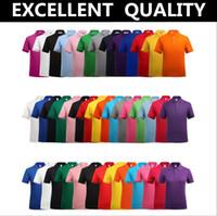 erkekler için korece sokak modası toptan satış-Yeni Moda Markaları Tasarımcı Polo Gömlek Erkekler Pamuk Erkek Sokak Tarzı Uzun Kollu Slim Fit Kore Polos Rahat Erkek Giysileri
