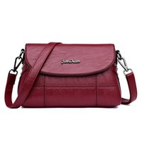 Wholesale mothers dresses old resale online - Women s Handbag The New Fashion Women s Bag Wild Crossbody Bags Women Middle aged Old Mother in law Messenger Shoulder Bags