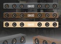 alto-falantes bluetooth para uso doméstico venda por atacado-Uso de madeira do uso da tevê do uso da casa do orador de Bluetooth HDMI