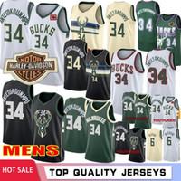 çocuklar mor toptan satış-NCAA Giannis 34 Antetokounmpo Erkekler Çocuk Basket Formalar Retro Mor Ray 34 Allen Eric 6 Bledsoe Erkekler Gençlik Formalar İşlemeli