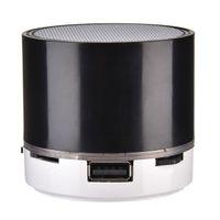 alto-falantes bluetooth woofer venda por atacado-S10 Estéreo Portátil Mini Bluetooth Speaker Suporte U Disco Cartão TF Universal de Música Do Telefone Móvel Ao Ar Livre Woofer Portátil Sem Fio livre