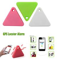 anti perdida de alarma para billetera al por mayor-Binmer Anti-Perdió Bluetooth Smart Mini Tag Tracker Pet Child Wallet Buscador de llaves Buscador GPS Alarma td1211 dropship