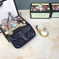 geldbörsen für party großhandel-Hohe Qualität Handtasche 11 Farbe 2019 Frauen Taschen Berühmte Designer-Handtaschen Leder Designer-Luxus-Handtaschen Geldbörsen Rucksäcke