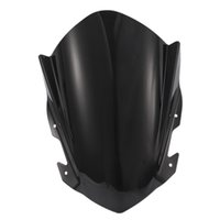 pára-brisa bmw venda por atacado-Motos Pára-brisas Pára-brisas tela de blindagem para RC125 RC200 RC390 2014-2018