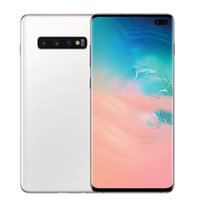 Wholesale camera tv for sale - Goophone S10 S10 plus Unlocked dual sim phones Android octa core G RAM G Shown G LTE inch HD smartphones