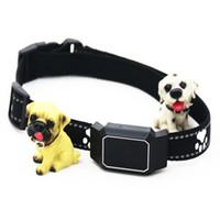 ingrosso gps gsm del tracker gatto-D35 Impermeabile GPS GSM Pet Tracker System per cani Cani APP GRATUITA per Mobile Dog Cat Animali Tracer Anti perso Collar Smart Finder