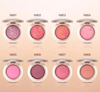 ingrosso mineralizzare il makeup blush-Makeup Baking Blush Mineralize Blush Palette Shimmer Matte Bright Easy Wear Bronzer naturale arrossisce Brand Heres B2uty