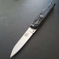 ingrosso coltello da tasca boker-Colt II Coltello pieghevole automatico tattico a doppia azione Caccia Pocket automatico collezione di coltelli Regalo di Natale per gli uomini