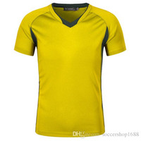Wholesale football soccer trophy resale online - 2019 New soccer jersey trophy football shirt camiseta Black maillot