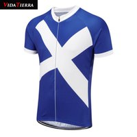 1582add3dde 2019 men cycling jersey blue Simple Retro Summer man Maillot ciclismo cycling  jersey 2019 pro team classic cool can custom Domineering Retro