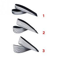 Wholesale shoes men lifts resale online - 1 Pair Comfortable Orthotic Shoes Insoles Insert High Arch Support Pad for Women Men Lift Insert Pad Height Cushion mm