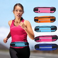 Wholesale waist belt water bottle for sale - Group buy Outdoor Running Phone Waist Bag Cycling Waterproof Holder Phone Belt Bag Mini Pocket Water Bottle Bag Party Favor OOA7629