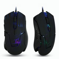 Wholesale gaming electronics online - JONSNOW Gaming Mouse DPI Adjustable Optical Computer Opto Electronic USB Wire Mouse Ergonomic Office Mice For Laptop PC