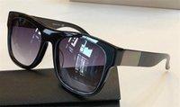 grands lunettes de soleil carrés sans cadre achat en gros de-Nouvelle lunette de créateur de mode 4065 lentille siamoise de grande qualité grand carré carré ventes populaires sans lunettes de protection populaire