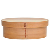 Wholesale food shipping boxes resale online - Japanese bento boxes wood lunch box handmade natural wooden sushi box tableware bowl Food Container Colors