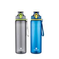 ingrosso bottiglie di tritano-Bottiglia leggera per acqua BPA-Tritan Flacone per acqua 800ml Sport Bottiglia per acqua Tazza per bere all'aperto