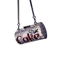 продажа дизайнерских сумок оптовых-XIAOYAN Новая Мода Горячие Продажи Сияющий Бриллиант Ручной Дизайн Cola Party bag Пересечение Сумка