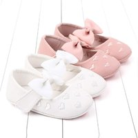 Wholesale cute newborn baby boy shoes for sale - Group buy 2020 New Fashion Cute Baby Girl Shoes Infant Newborn Girls Boys Warm Shoes First Walkers Booties Lovely Charming Design