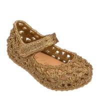 Wholesale soft sole shoes for infants resale online - Girls Toddler Sandals for Girl Baby Kids Hollow Out Toddler Sandals Child Soft Sole Jelly Shoes SlippersFashion Infant Toddler Sandal H567