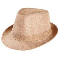 Qualità PAGLIA Boater CAPPELLO ESTIVA FANCY DRESS bulk wholesale unisex