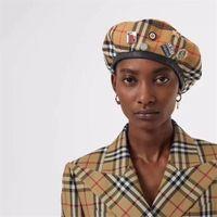 bérets pour hommes achat en gros de-De luxe Chapeaux Designer Papa Polo Chapeaux Chapeau pour Hommes Femmes Mode Coton Réglable Élégant Bérets Courbés Nouveau Arrivé Hot Top De Haute Qualité