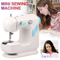 Wholesale mini night lights resale online - Mini Sewing Machine Free Arm Best Sewing Machine Night light design for Beginners Best Gift For Family