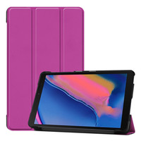 Wholesale tab s pen for sale - 100pcs Case for Samsung Galaxy Tab A SM P200 SM P205 P207 with S Pen Ultra Slim Leather Magnetic Stand Cover