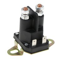 Wholesale starter relays resale online - Solenoid Starter Relay Replaces Castelgarden OEM ATV Light Weight Portable Durable Practical