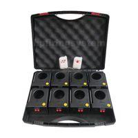 fuegos artificiales sistemas de fuego al por mayor-DHL / FedEx, 8cues populares fuentes de fuegos artificiales que encienden el sistema de cubierta, DZB01r-8