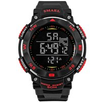 Wholesale swimming electronics for sale - Group buy SMAEL Digital Watches m Waterproof Sport Watch LED Casual Electronics Wristwatches Dive Swimming Watch Led Clock Digital