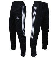 pantalones deportivos de terciopelo al por mayor-Pantalones de los hombres de alta calidad Hip Hop Harem Pantalones Joggers 2019 Pantalones masculinos para hombre Joggers pantalones sólidos del pantalón TAMAÑO L-4XL