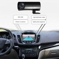 Wholesale car dvr resale online - Car DVR Degree USB Wireless Car Dash Cam DVR P Full HD Night Vision Driving Video Recorder G sensor for Android System