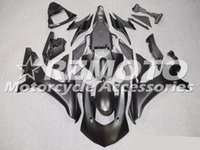 Wholesale matte black r1 fairings resale online - New Injection Mold ABS motorcycle fairings fit for YAMAHA YZF R1 YZF R1 YZF1000 fairing kits custom matte black