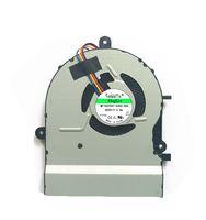 ventiladores de refrigeración asus cpu al por mayor-2 unids CPU ventilador de refrigeración para ASUS K501LX K501UX A501L V505L K501LB K501LB5200 K501L 13nb08q1t01011 ns85b01-14m03 Ventilador para portátil Ventilador