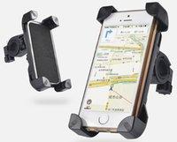 motorlu tezgahlar toptan satış-Bisiklet Motor Cep Telefonu Tutucu iPhone 5 5 s se 6 6 s 4.7 6 Artı 5.5 7 7 artı Gidon Bisiklet Motosiklet Gps Dağı Standı