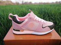 sapatas da faca venda por atacado-Disruptores II 2 Geração Knife-edge Running Shoes Estudante Lazer Sapatos Brancos Pequenos Nova Feilai Altura Alçado Calçados Estudantis Meninas NO. 8